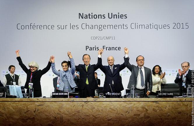 L'Herbier #22 – COP 21… Et maintenant ?