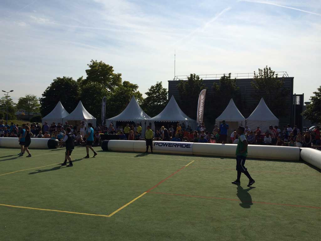DISNEYLAND PARIS</br>| Tournoi de football interne